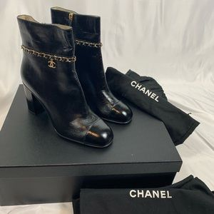 Chanel Ankle Boots (NEW)